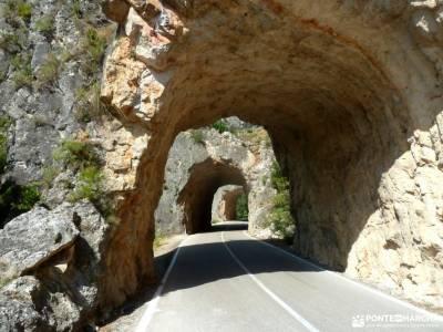 Río Escabas-Serranía Cuenca; paseos por urbasa rutas por patones de arriba viajes grupos reducidos